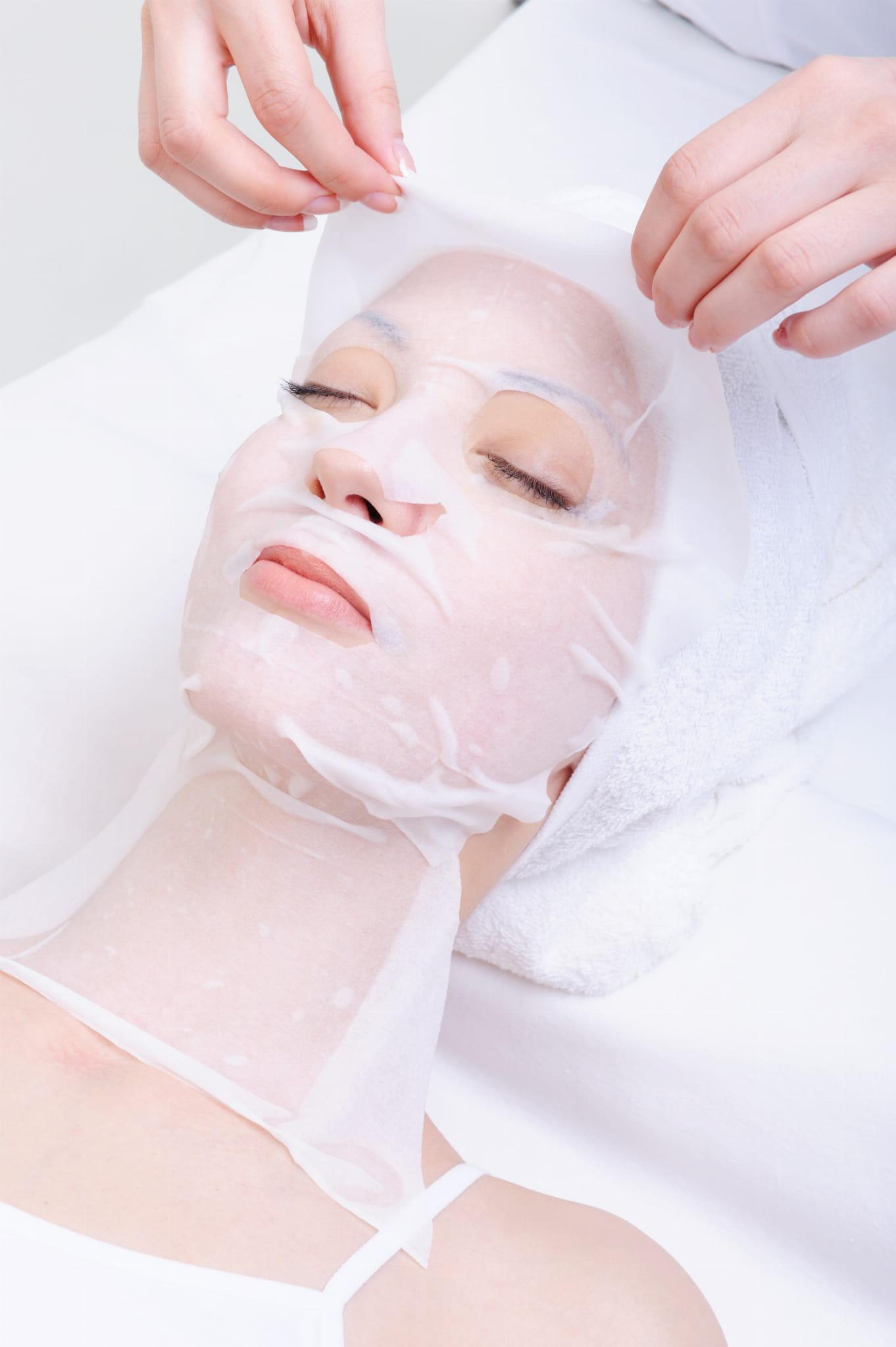 Как из марли сделать маску для лица
